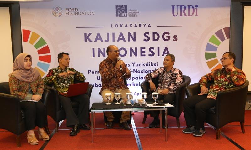Diskusi Panel Lokakarya